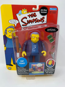 The Simpsons Fat Tony Action Figure