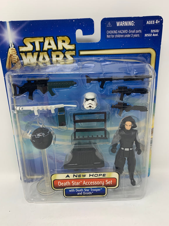 Star Wars A New Hope Death Star Accessory Set