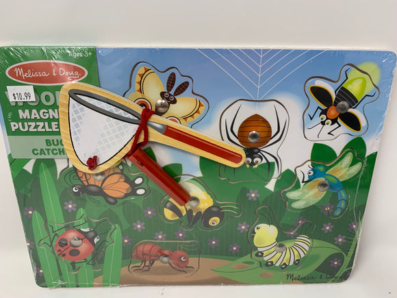 Melissa & Doug Bug Catching Puzzle