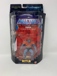 "He-Man Limited Edition 2000 Commemorative Series ""FAKER"" (open box)"