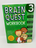 Brain Quest Workbook - Grade 3