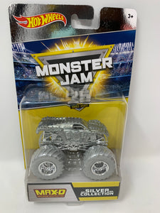 Monster Jam Silver Collection Max-D