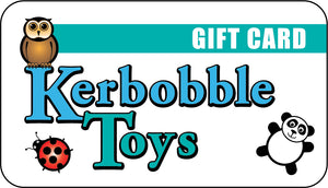 Kerbobble Toys Gift Card