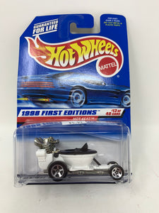 "Hot Wheels 1998 First Editions ""HOT SEAT"""