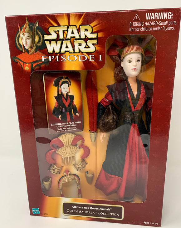 Star Wars Queen Amidala Ultimate Hair