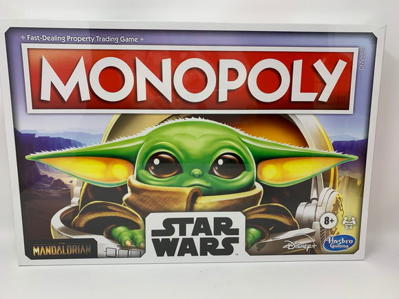 Star Wars Monopoly The Child Special Edition