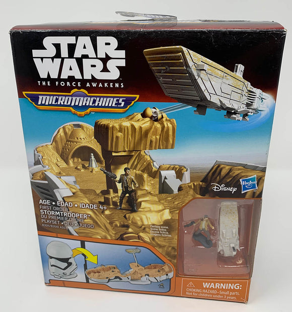 Star Wars The Force Awakens Micromachines