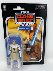 "Star Wars The Vintage Collection ""Obi-wan Kenobi"" The Clone Wars"