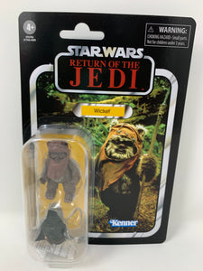 "Star Wars The Vintage Collection ""Wicket"" from Return of the Jedi"