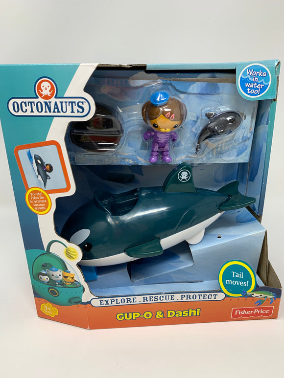 Octonauts GUP-O and Dashi