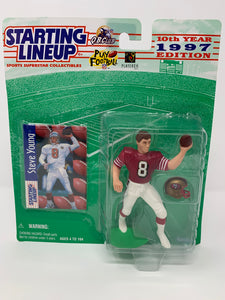 Starting Lineup: Steve Young 1997