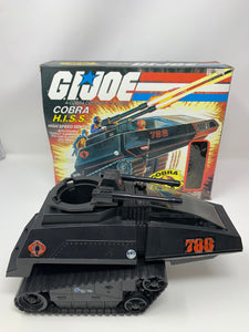 G.I. Joe COBRA H.I.S.S. with Box (1984)