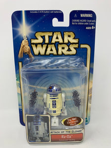 "Star Wars Attack Of The Clones ""R2-D2"""