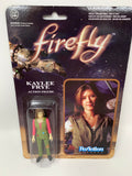 "Firefly Action Figure ""Kaylee Frye"" by Funko / ReAction"