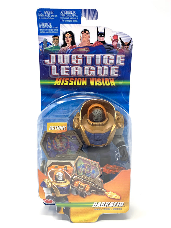 Justice League Mission Vision