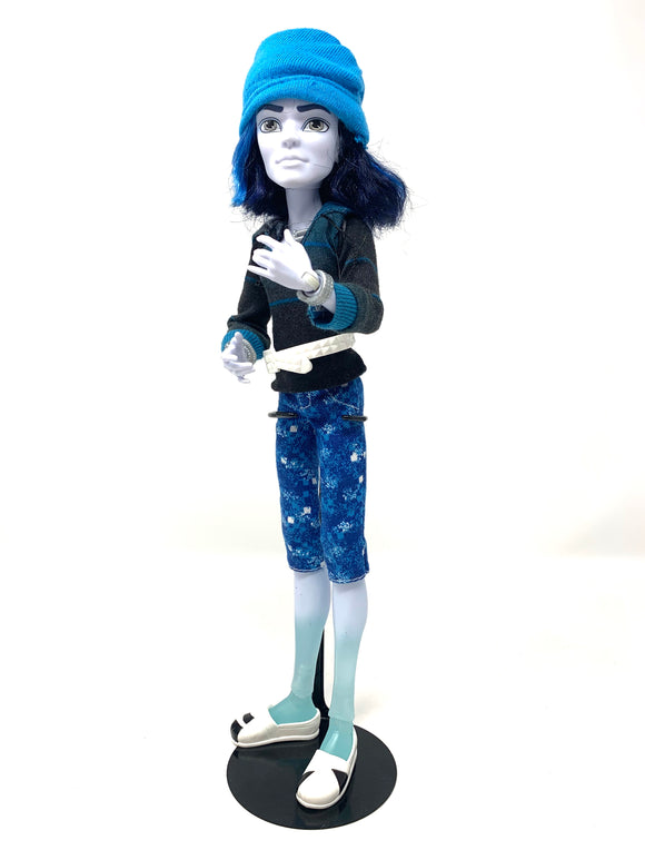 "Monster High ""Invisi Billy"" New Scaremester"