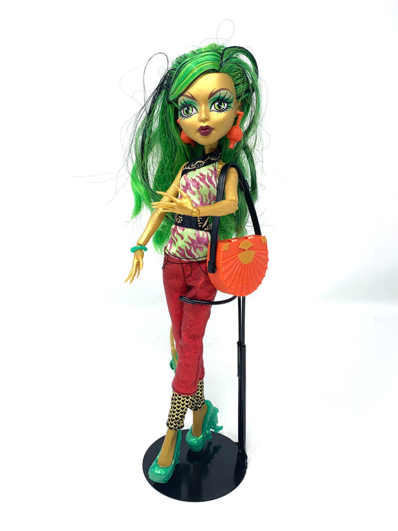 "Monster High ""Jinafire Long"" New Scaremester"