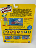 The Simpsons Krusty the Clown Action Figure