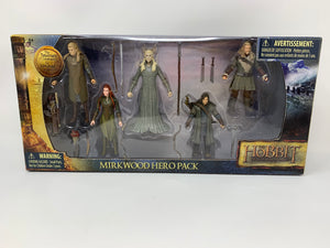 The Hobbit Merkwood Hero Pack