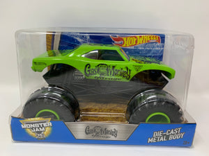 Hot Wheels Monster Jam: Gas Monkey Garage 1:24 Scale