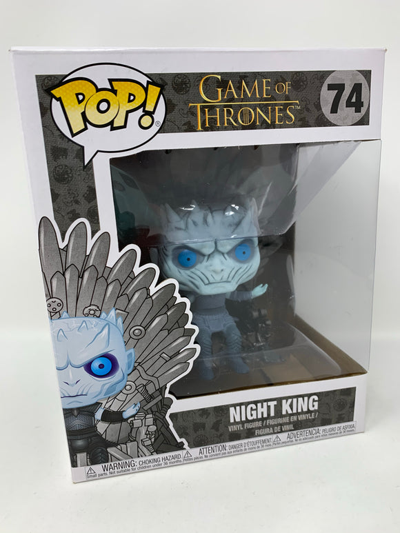 Funko Pop! Game Of Thrones: Night King #74