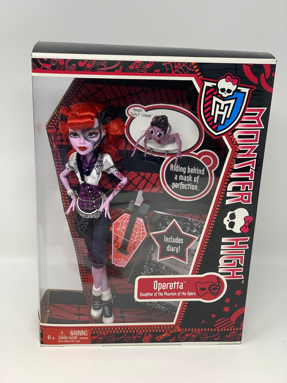 "Monster High ""Operetta"" First wave"