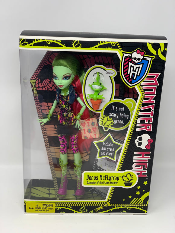 "Monster High ""Venus McFlytrap"" First Wave"