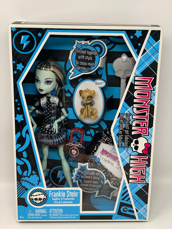 "Monster High ""Frankie Stein"" First Wave"