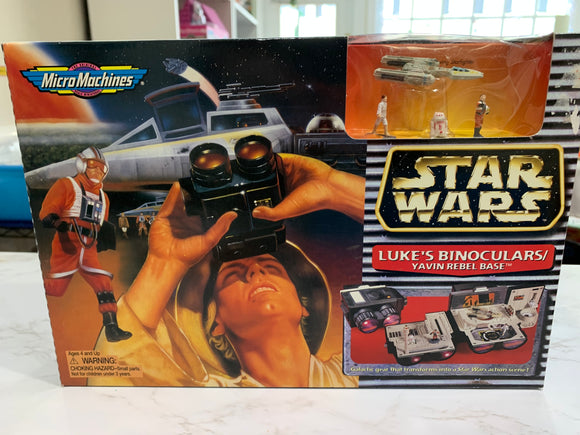 Star Wars MicroMachines Luke's Binoculars