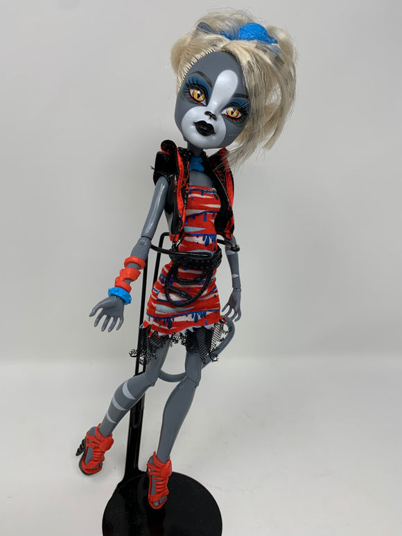 "Monster High ""Meowlody"" Zombie Shake"