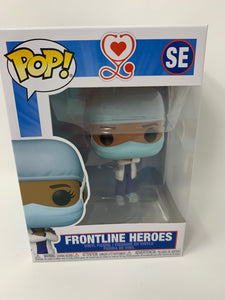 Funko Pop! Frontline Heroes SE Collectible Vinyl Figure