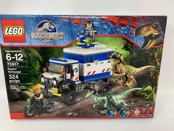 Jurassic World LEGO Set 75917