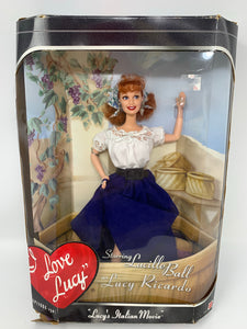 I Love Lucy Collectible Barbie