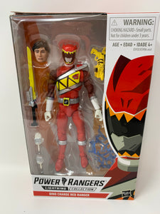 Power Rangers Lightning Collection - Dino Charge Red Ranger