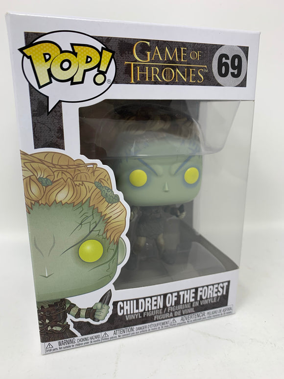 Funko Pop! Game Of Thrones: Children Of The Forest #69