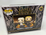 Funko Pop! Game of Thrones: Daenerys & Jordan At the Battle Of Winterfell #86