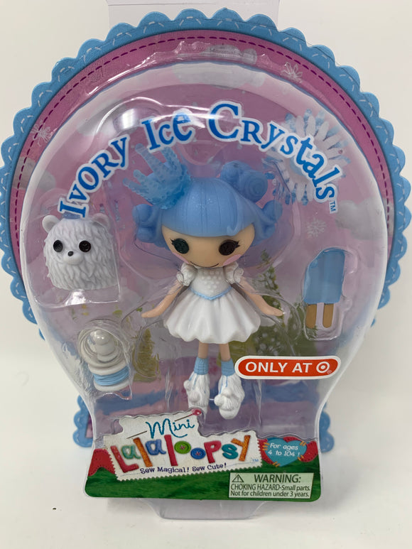 Lalaloopsy Mini Ivory Ice Crystals