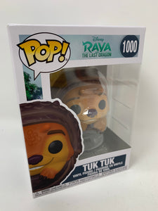 "Funko Pop! Raya and the Last Dragon ""Tuk Tuk"" #1000"