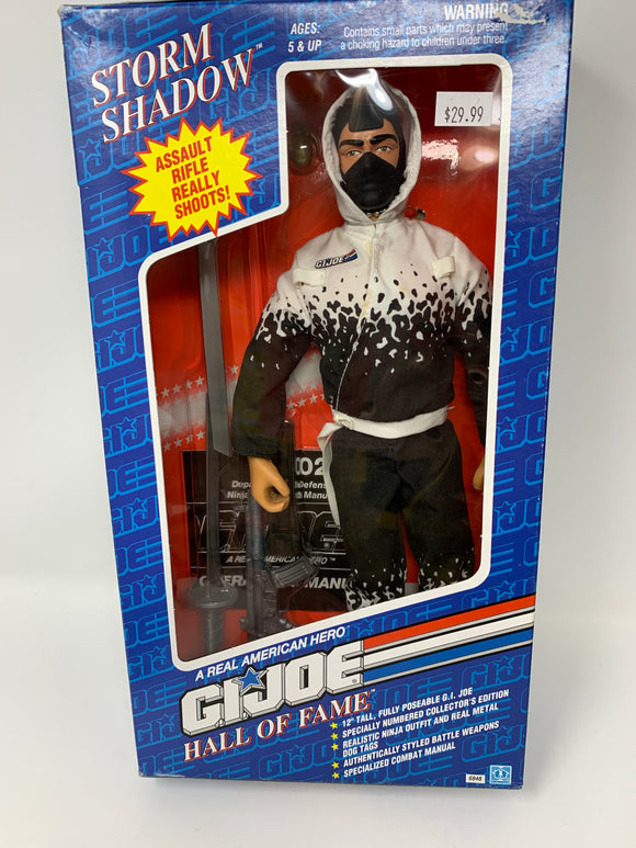 "G.I. Joe 12"" Figure - Storm Shadow"