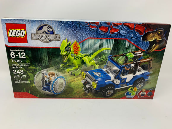 Jurassic World LEGO Set 75916