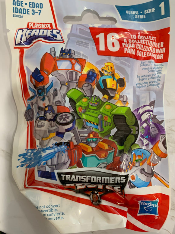 Transformers Rescue Bots Blind Bag