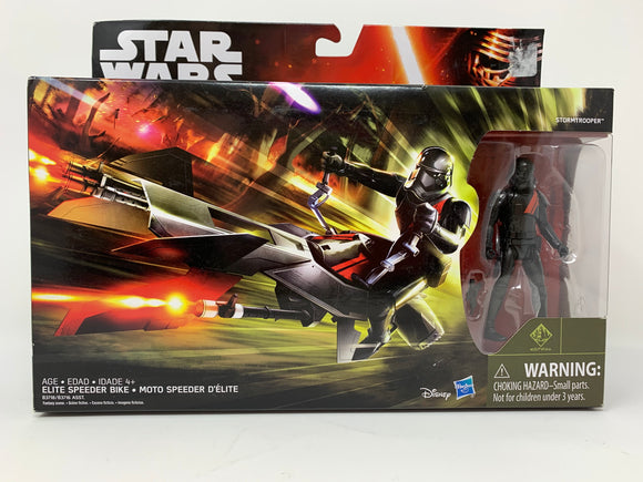 Star Wars Elite Speeder with Stormtrooper