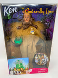 Ken Doll The Cowardly Lion from The Wizard of Oz