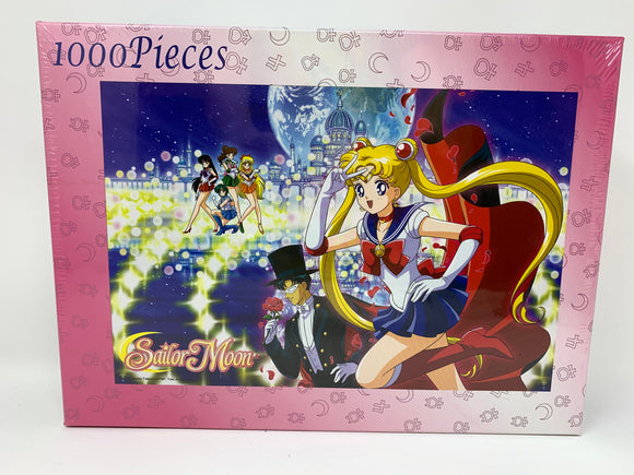 Sailor Moon 1,000 Piece Puzzle