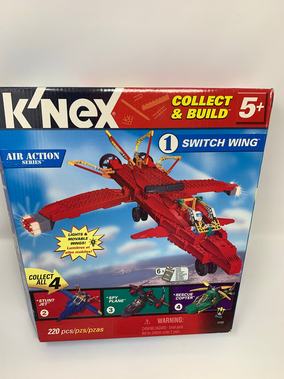 K'nex Air Action Series, 1 Switch Wing