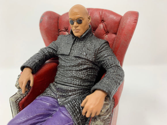 Morpheus from the Matrix (by McFarlane)