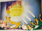 Beauty and The Beast Vintage Book