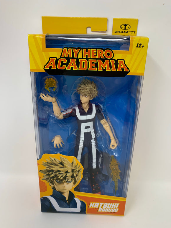 "My Hero Academia ""Katsuki Bakugo"" Action Figure"