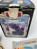 VINTAGE Star Wars Laser Cannon