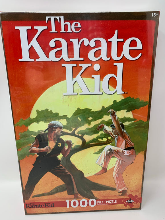 The Karate Kid: 1,000 Piece Puzzle
